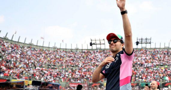 Checo Pérez entrevista esquire fórmula 1