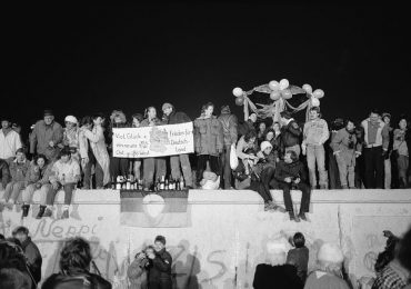muro de Berlín foto: Getty Images