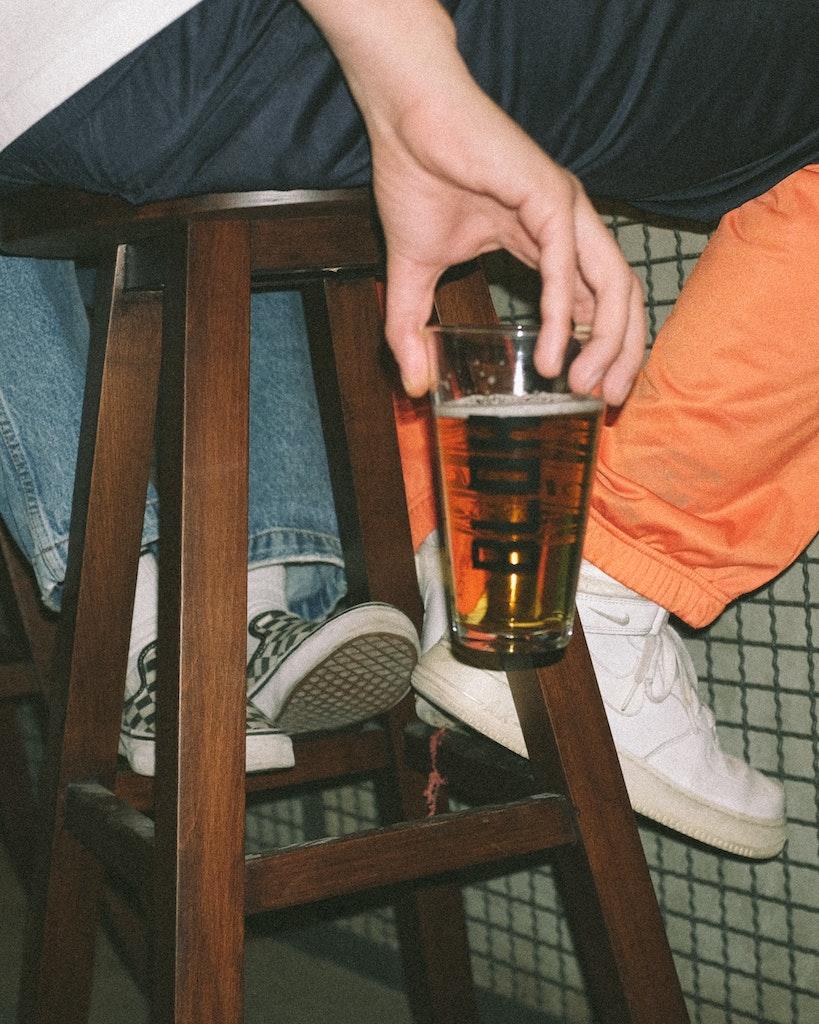 Cócteles con cerveza banco