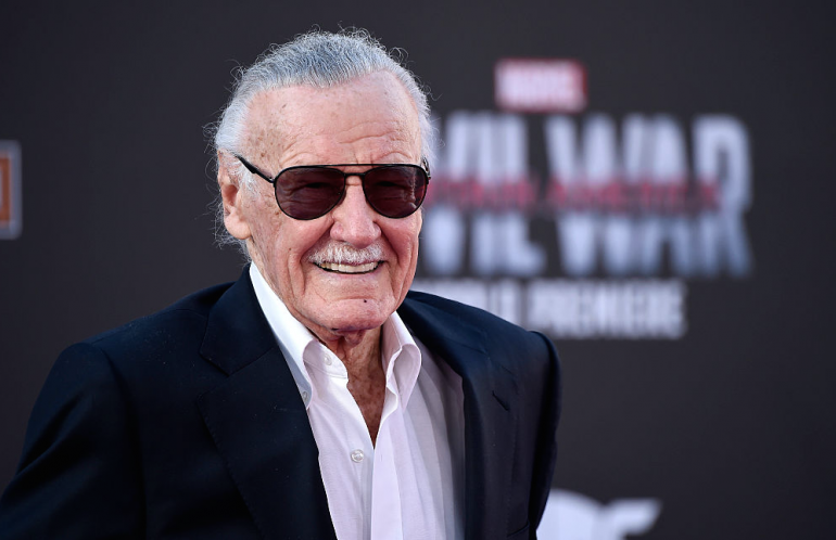 Famosos despiden Stan Lee