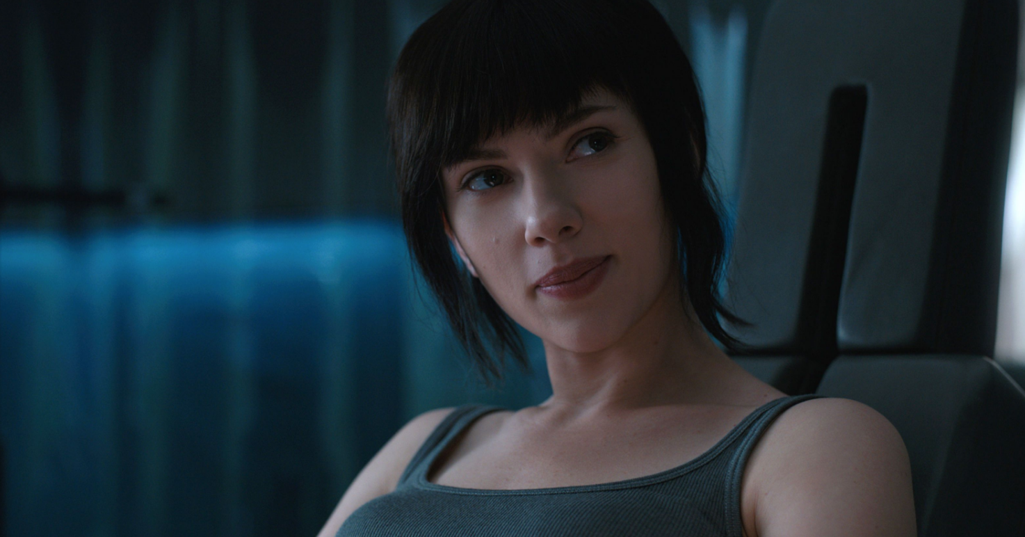 Scarlett Johansson / Ghost in the Shell