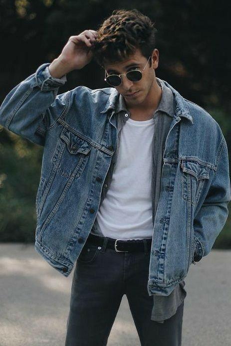 Jeans Para Hombres El Corte Que Debes De Usar Segun Tu Cuerpo Esquire