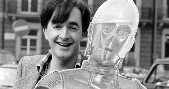 ¿Se despide Anthony Daniels de C-3PO?