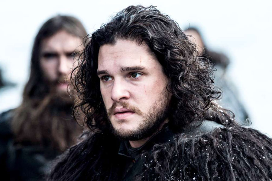 Kit Harington habla de Game of Thrones