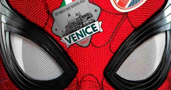 Primer tráiler y póster de Spider-Man: Far From Home