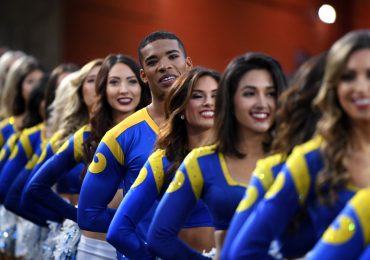 El Super Bowl tendrá cheerleaders varones por primera vez