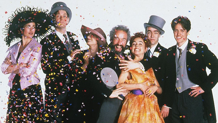 Four Weddings and a Funeral 25 años después