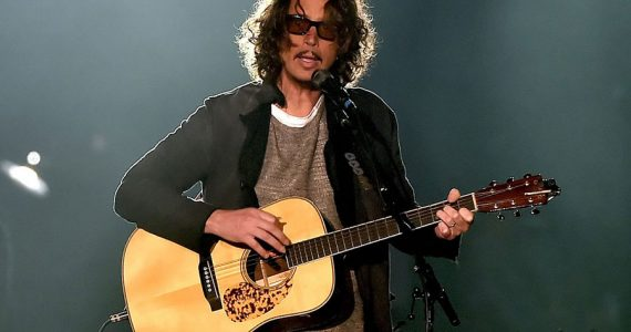 Chris Cornell tendrá documental gracias a Brad Pitt y Peter Berg