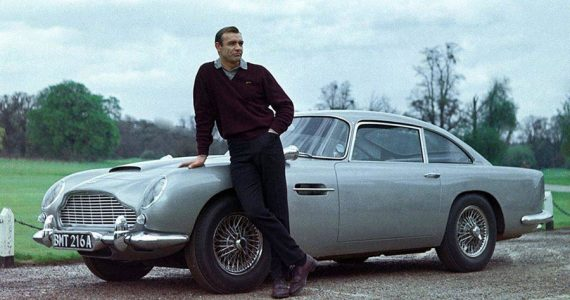 Todos los autos de James Bond
