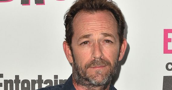 Muere Luke Perry de Riverdale y Beverly Hills, 90210