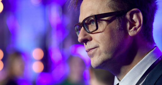 James Gunn regresa a Guardians Of The Galaxy 3