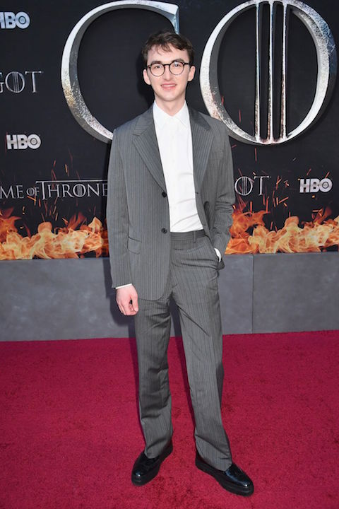 Los mejor vestidos en la premiere de Game of Thrones