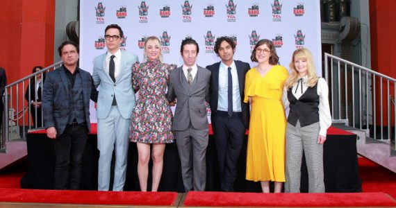 El adiós de The Big Bang Theory