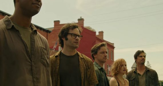 Aquí está el tráiler de IT: Chapter Two