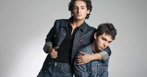 Aristemo: su shooting y entrevista con Esquire
