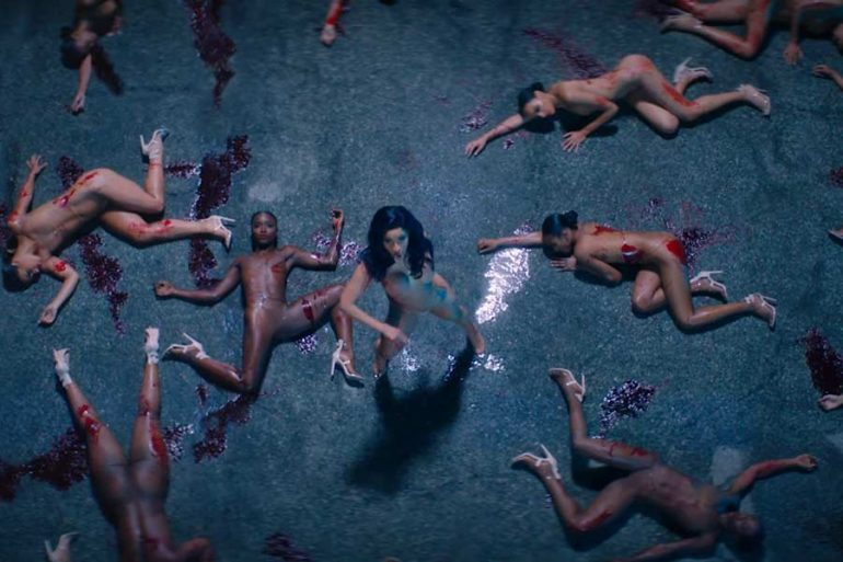"Cardi B estrena ""Press"", su nuevo video demasiado hot"
