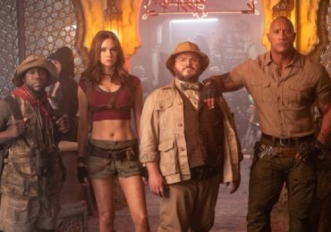 Jumanji: The Next Level estrena su primer tráiler
