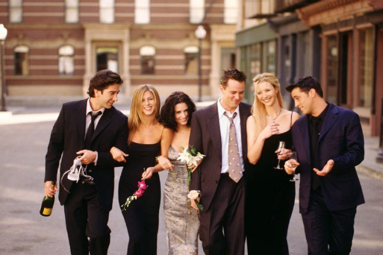 Friends Foto Getty Images