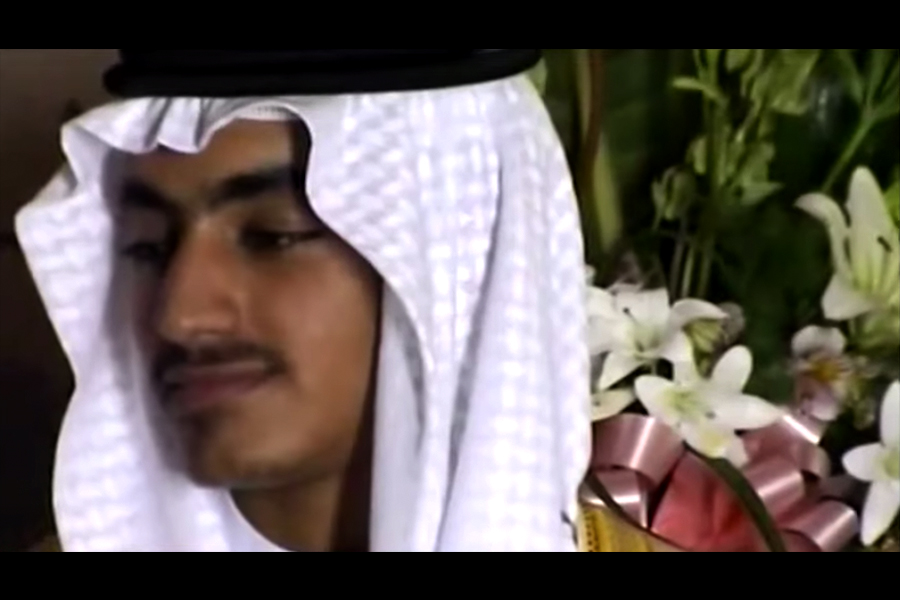 Hamza bin Laden foto youtube