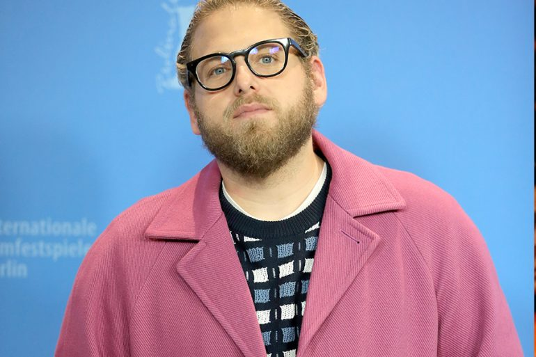 Jonah Hill foto getty images