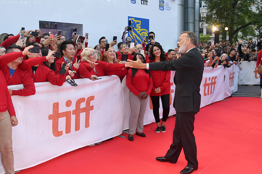 Tom Hanks Foto TIFF