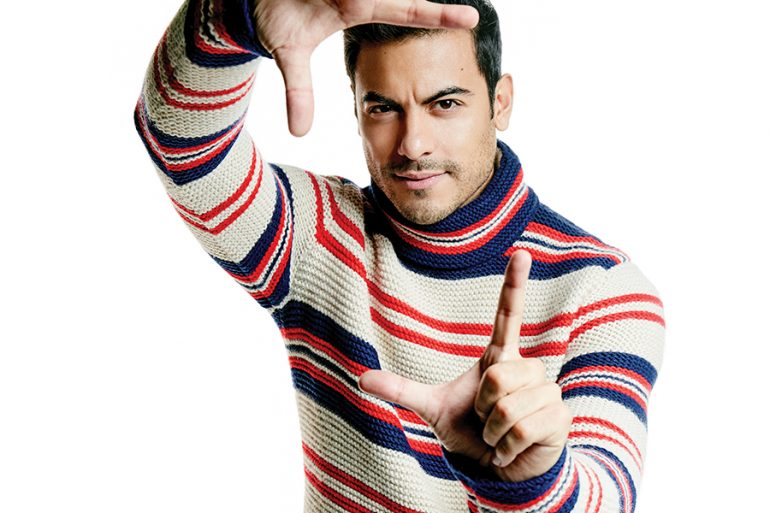 carlos rivera foto Esquire MX