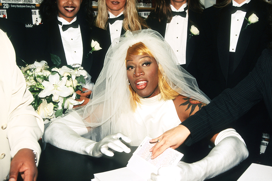 dennis rodman foto getty images II