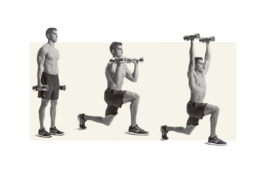 Curl de bíceps - Foto Men's Health