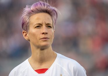 megan rapinoe foto getty images