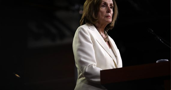 nancy pelosi foto getty images
