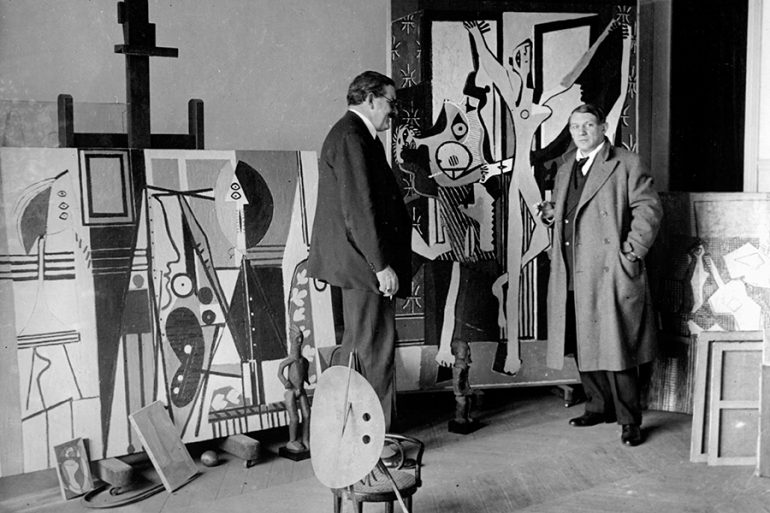 obras de picasso foto getty images