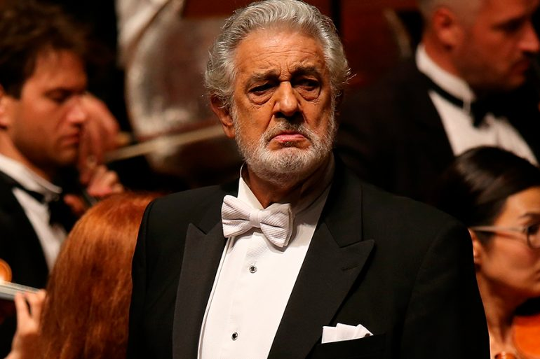 plácido domingo foto getty images