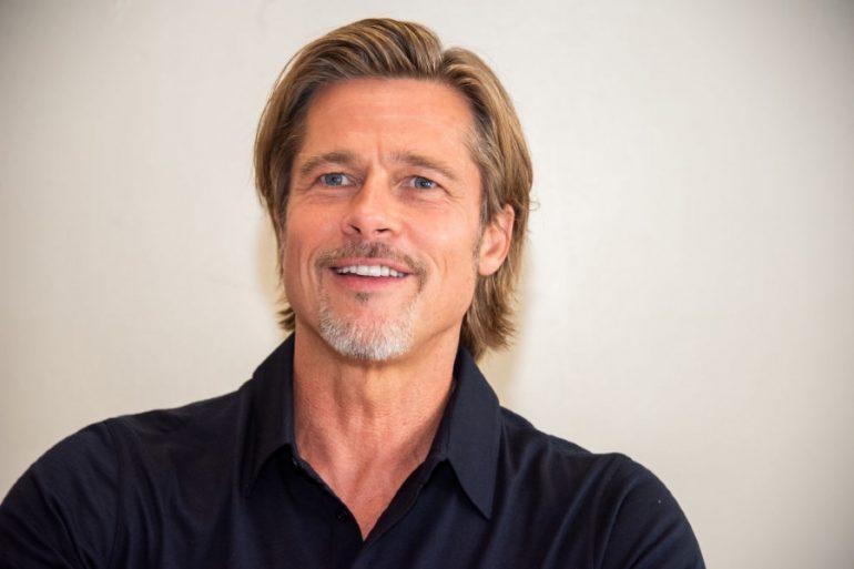 Brad Pitt Getty Images