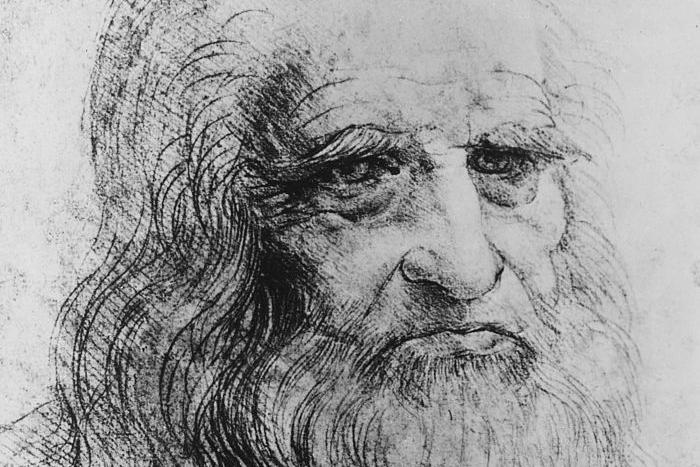 Leonardo Da Vinci, el genio foto Getty Images