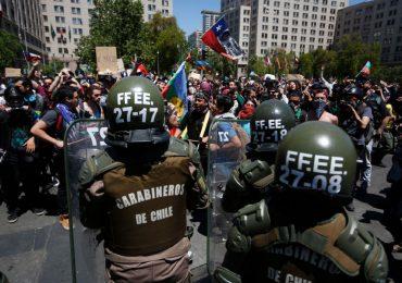 Chile entre protestas - Foto Getty Images