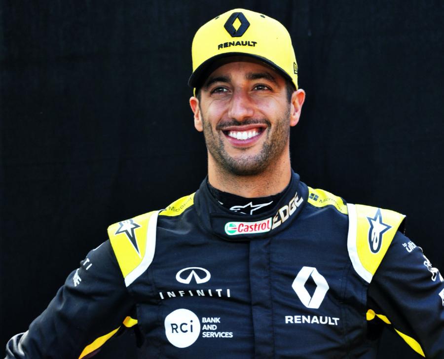 Daniel Joseph Ricciardo Foto_ Cortesía Renault-3