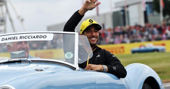 Daniel Joseph Ricciardo Foto_ Cortesía Renault