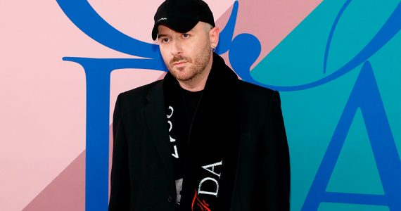 Demna Gvasalia foto Getty Images