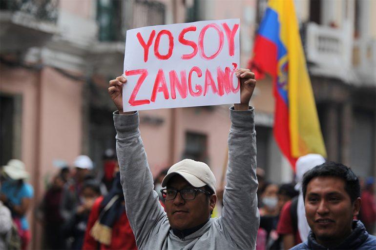 Quito situación actual foto Getty Images