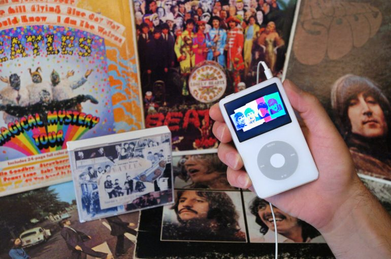iPod 18 años - Foto: Getty Images
