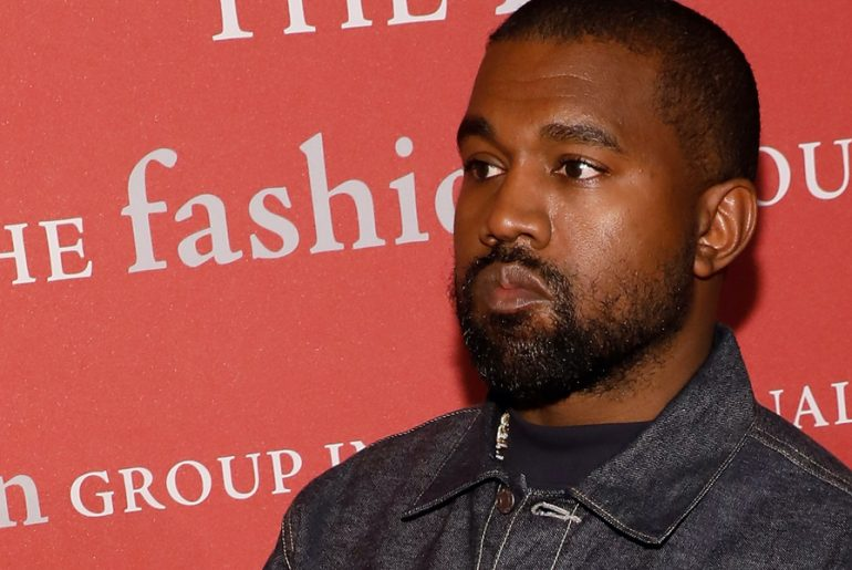 Kanye west foto Getty Images
