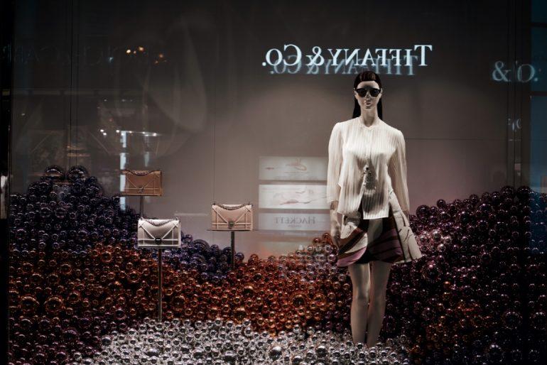 LVMH desea comprar Tiffany & Co Foto_ David Cohen Unsplash