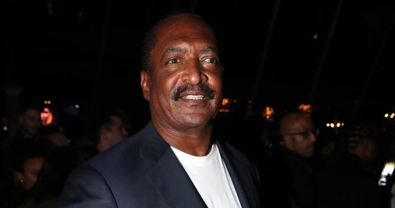 Mathew Knowles cancer de mama en hombres foto- Getty Images