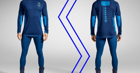 el traje espacial para toda la humanidad foto Under Armour
