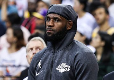 lebron james foto Getty Images