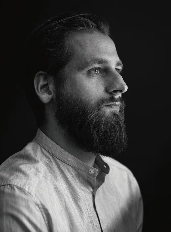 Lukas Bühlmann, Jefe de Ingenieros de Diseño del Producto.