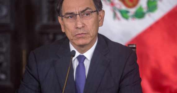 martin vizcarra disolucion del congreso foto getty images