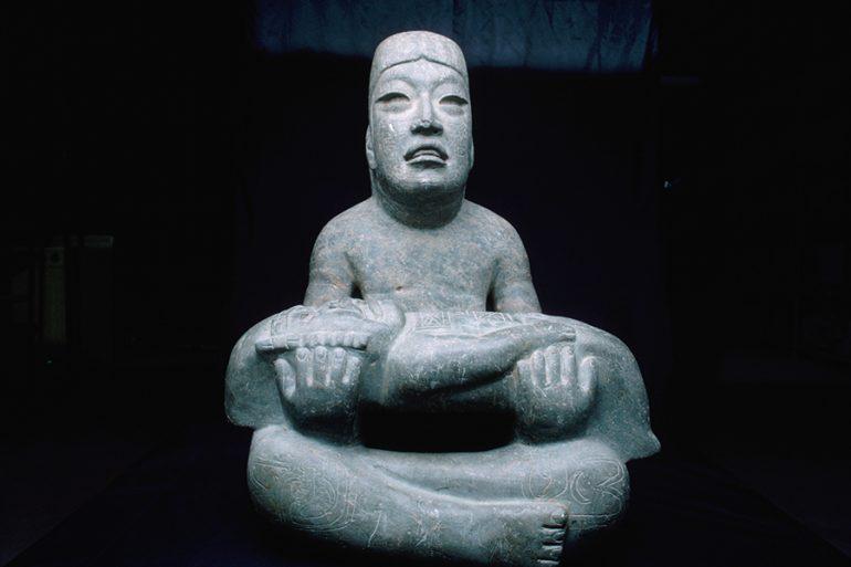 subastan arte precolombino en parís foto ilustrativa getty images