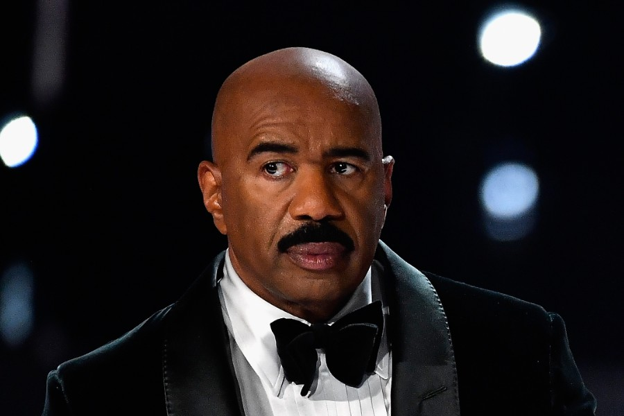 Estilo de bigote steve harvey - GettyImages