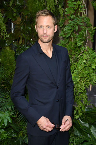 Alexander Skarsgård Foto Getty Images